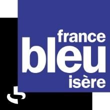 Logo France Bleu Isère
