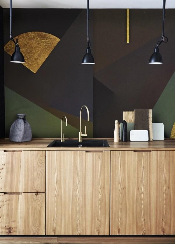 wall-et-deco-papier-peint-cuisine-evier-robinet-design
